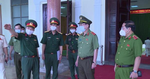 Thanh Hóa: Mỗi đoàn đến viếng nguyên Tổng bí thư Lê Khả Phiêu không quá 8 người - mega 655