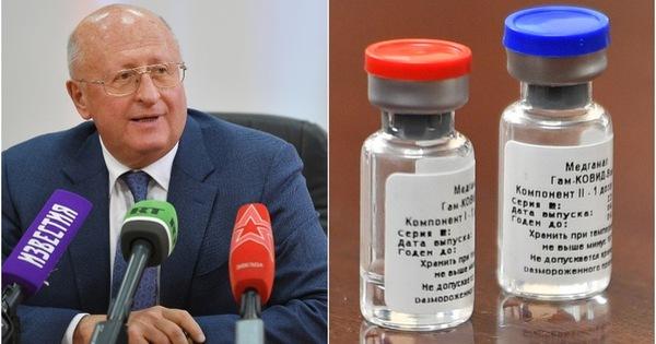 Nga tiết lộ lý do phát triển nhanh vắcxin COVID-19 chỉ trong 5 tháng