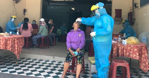 Hơn 1.300 người làm việc ở Trung tâm hành chính TP Đà Nẵng âm tính với COVID-19