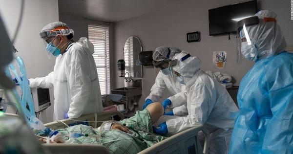 COVID-19 là nguyên nhân gây tử vong đứng thứ ba ở Mỹ