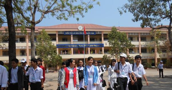Bình Phước: 9.815 thí sinh đăng ký dự thi tốt nghiệp THPT năm 2020
