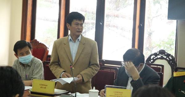 14 trường hợp tiếp xúc gần với giám đốc người Nhật có kết quả âm tính