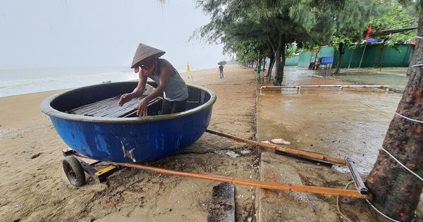 Nghệ An, Thanh Hoá sẵn sàng ứng phó với bão số 2