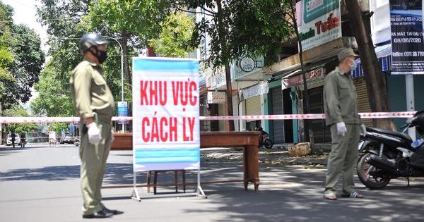 Giãn cách xã hội, phong tỏa nhiều tuyến phố tại TP Buôn Ma Thuột