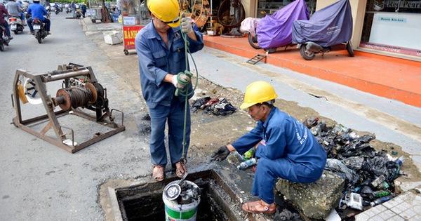 Về đề xuất thu phí thoát nước, Thủ tướng yêu cầu TP.HCM đánh giá kỹ