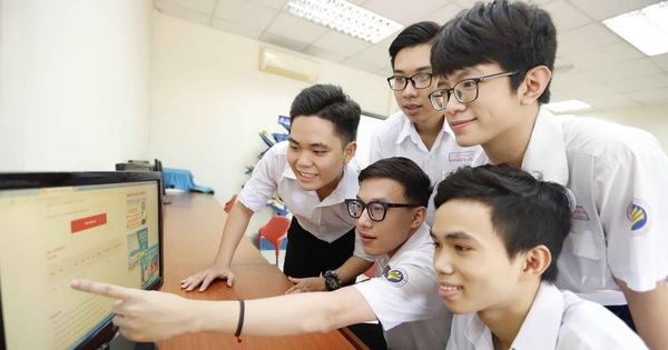 Phổ điểm tạo điều kiện cho đại học tuyển sinh