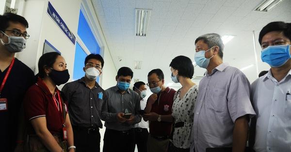 Quảng Nam đề nghị Bộ Y tế quan tâm hỗ trợ về năng lực xét nghiệm