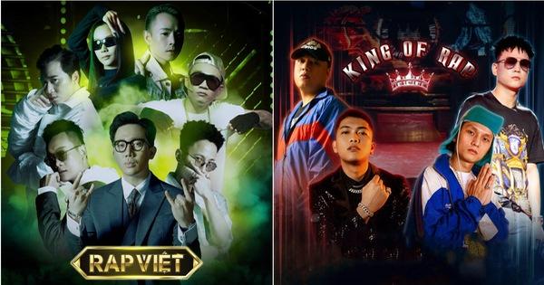 Rap Việt và King of Rap: Khán giả yêu rap phát 'rồ' theo từng tập lên sóng