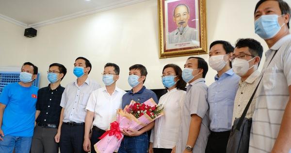 Đoàn y bác sĩ Bệnh viện Chợ Rẫy hoàn thành nhiệm vụ, chia tay Đà Nẵng