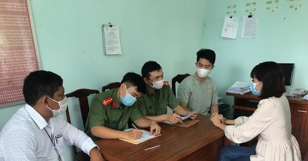 Xử phạt người phụ nữ đưa tin 'vịt' nói ở Bình Phước có ca dương tính COVID-19