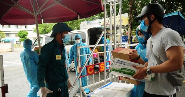'Sớm mở cửa lại ba bệnh viện đang bị phong tỏa tại Đà Nẵng'