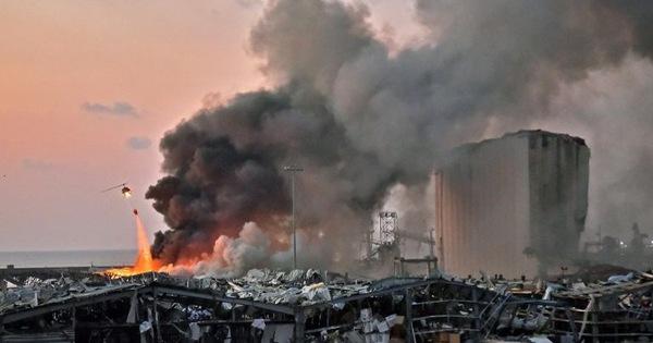 Nổ lớn ở Lebanon, ít nhất 78 người thiệt mạng và gần 4.000 người bị thương