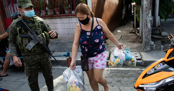 Philippines vượt Indonesia, thành nước nhiều ca bệnh COVID-19 nhất Đông Nam Á