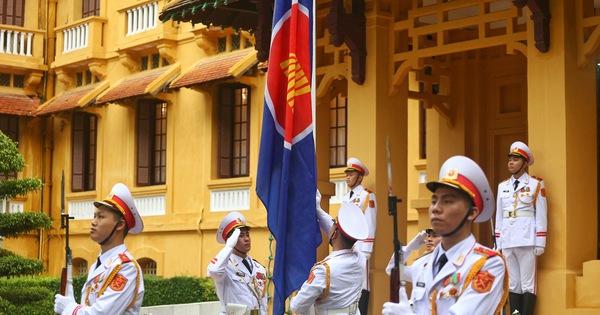 Sinh nhật lần thứ 53, ASEAN nói gì về hòa bình ở Đông Nam Á?