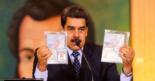 Venezuela kết án 20 năm tù hai cựu binh Mỹ âm mưu lật đổ tổng thống Maduro