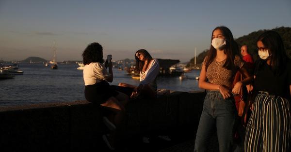 Dịch COVID-19 ngày 9-8: Mỹ vượt 5 triệu ca nhiễm, Brazil có hơn 500.000 người tử vong