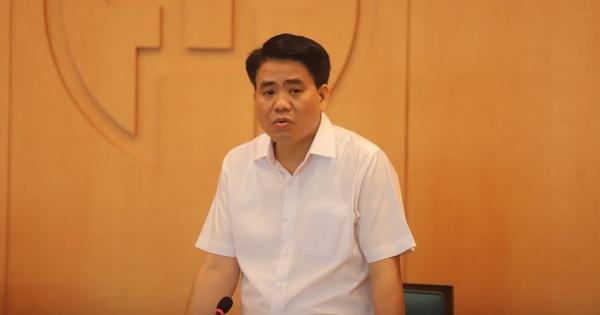 Chủ tịch Hà Nội: Bệnh nhân 812 xét nghiệm PCR lần 3 mới dương tính