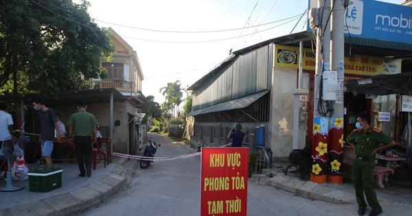 Bệnh nhân 833 đi nhiều ngân hàng, phong tỏa thêm 3 khu vực tại Quảng Trị - xs thứ hai
