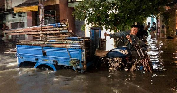 TP.HCM sắp có đợt mưa diện rộng - thời tiết tphcm