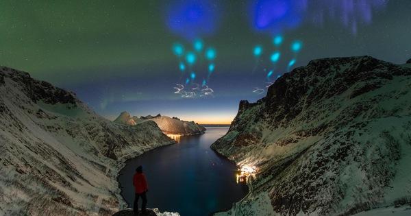 Ảnh vũ trụ tuyệt đẹp thắng giải thiên văn năm 2020