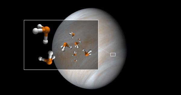 Phát hiện dấu hiệu của sự sống trong khí quyển sao Kim