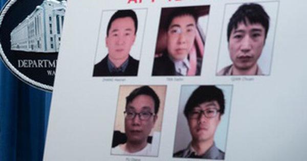 Mỹ buộc tội tin tặc Trung Quốc, Malaysia