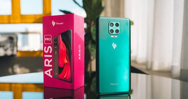 VinSmart ra smartphone camera ẩn đầu tiên ở Việt Nam