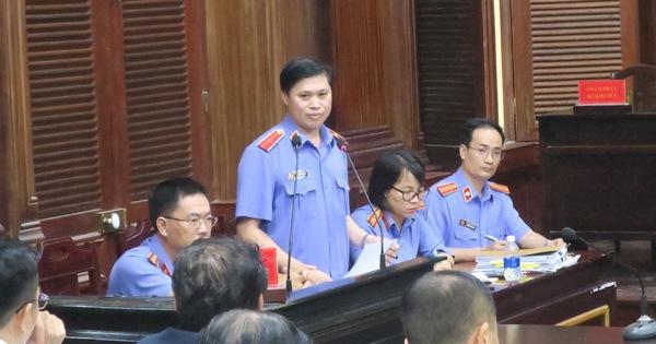 Viện kiểm sát: Không khẳng định ông Nguyễn Thành Tài...