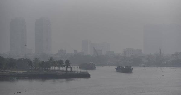 TP.HCM sương sớm lãng đãng như Đà Lạt - thời tiết tphcm