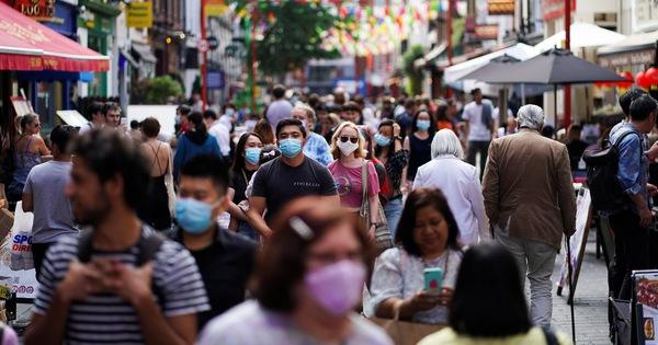 COVID-19 ngày 21-9: Ca bệnh tăng trở lại ở châu Âu