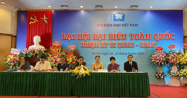 Đại hội Hội Điện ảnh Việt Nam không bầu được chủ tịch - kết quả xổ số phú yên
