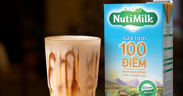 Nutifood ra mắt thương hiệu Nutimilk - dòng sản phẩm chuẩn cao
