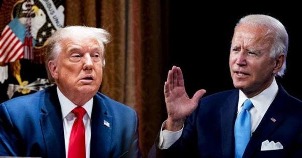 Ông Trump mạt sát ông Biden 'ngu xuẩn nhất', xài chất kích thích để sung