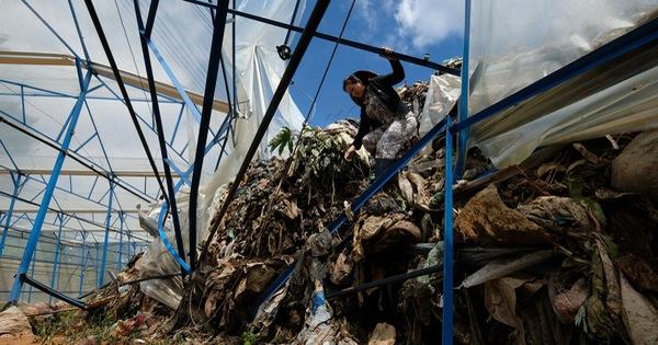 ''Xóa sổ'' vĩnh viễn bãi rác Cam Ly