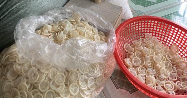 Thu hơn 320.000 bao cao su đã qua sử dụng được tái chế - Tuổi Trẻ Online