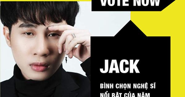 Jack, Amee, Binz, Đức Phúc, Han Sara, Hoàng Thùy Linh vào bảng đề cử MTV Việt Nam