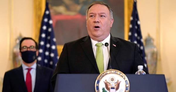 Ngoại trưởng Mỹ kêu gọi cảnh giác với các nhà ngoại...