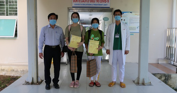 Bệnh nhân tái dương tính COVID-19 đã được cho xuất viện