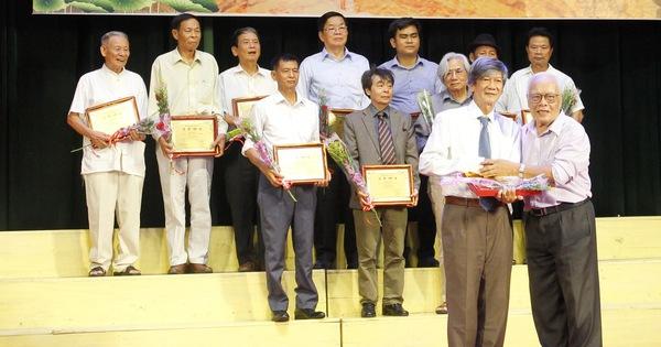 TS Toán học giành giải đặc biệt cuộc thi Bạn đọc thuộc Truyện Kiều