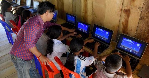 Bộ trưởng thực tâm, giáo dục Campuchia cải cách thực chất được quốc tế công nhận