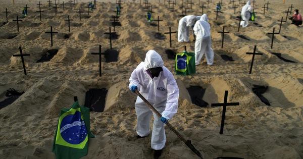 1 triệu người đã chết vì COVID-19 trên toàn thế giới