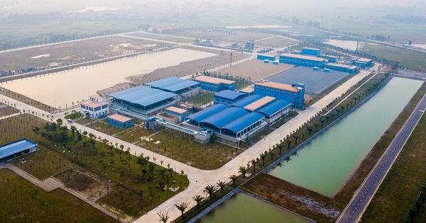 Hà Nội cung cấp hồ sơ dự án nước mặt sông Đuống cho Bộ Công an