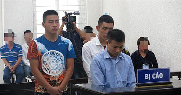 Kẻ nổ súng cướp ngân hàng ở Sóc Sơn lãnh 23 năm tù