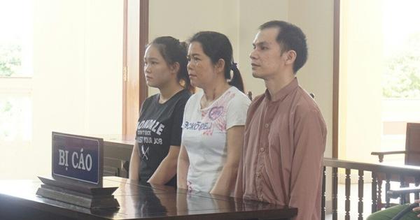 38 năm tù cho nhóm mua bán người dưới 16 tuổi sang Trung Quốc