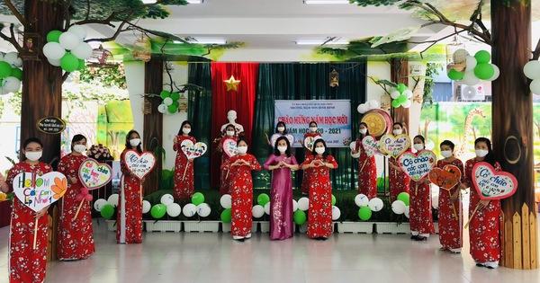 Lễ khai giảng online đặc biệt ở Đà Nẵng