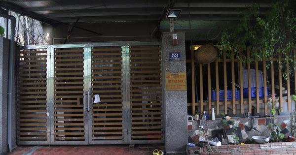 Chuyển 35 sản phẩm patê Minh Chay cho Công an Hà Nội điều tra