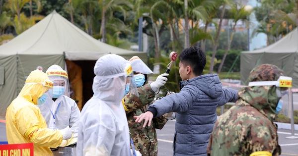 Sau nhiều tuần 'nhập cảnh' bệnh nhân, hôm nay Việt Nam 0 ca COVID-19 mới