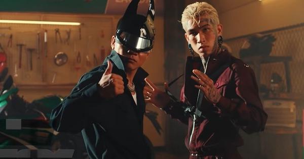 Wowy và Dế Choắt lần đầu kết hợp trong cùng một sản phẩm âm nhạc