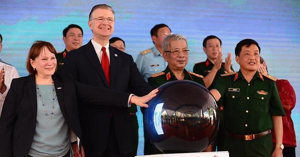 Xử lý dioxin sân bay Biên Hòa vượt kế hoạch