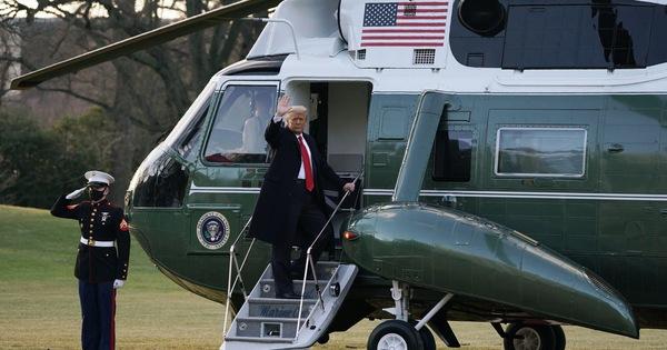 Bản thảo chúc mừng ghi tên ông Biden, ra phát biểu ông Trump 'lờ đi'